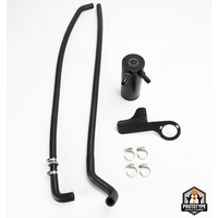 Mishimoto Mazda Mazdaspeed 3 Baffled Oil Catch Can Kit, PCV Side 2007-2013