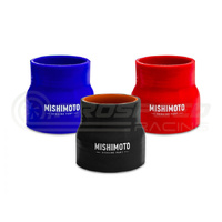 "Mishimoto 2.25"" to 2.5"" Silicone Transition Coupler, Various Colors"