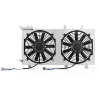 Mishimoto Nissan 240SX Performance Aluminum Fan Shroud Kit, 1995-1998 KA Engine