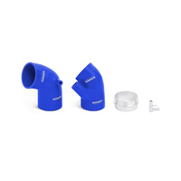 BMW E46 Silicone Intake Hose Kit, 1999-2005 Blue