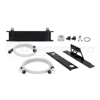 Mishimoto 2001-2005 Subaru WRX and STI Oil Cooler Kit, Black