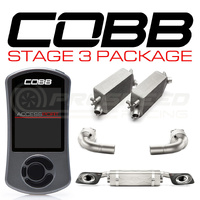 Cobb Tuning Stage 3 Power Package - Porsche 911 Turbo/Turbo S 991.1 14-16 (No PDK Flashing)