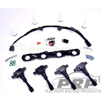 Platinum Racing Products Plug N Play R35 Coil Pack Kit - Mitsubishi Evo 4-9