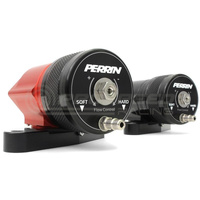 Perrin Recirculating BOV Red For 02-07 WRX & 04-17 STI