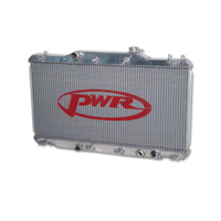 PWR Performance 42mm Aluminium Radiator - Honda Integra DC5