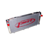 PWR Performance 42mm Aluminium Radiator - Toyota MR2 SW20 (Spal Fans)