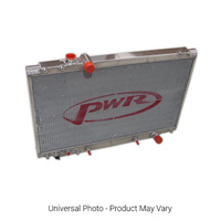 PWR Performance 42mm Aluminium Radiator - Toyota Soarer Z30 (Manual)