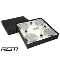 RCM Omega Piston & Ring Set 92.00mm - Group N Rally 2001-2014 EJ207