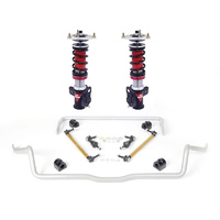 Silvers Neomax R Coilovers + Whiteline Swaybar Vehicle Kit - Ford Focus LW/LZ 11-18