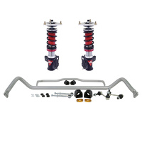 Silvers Neomax R Coilovers + Whiteline Swaybar Vehicle Kit - Ford Falcon FG/FGX 08-16 (Inc XR6/XR8)