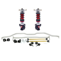 Silvers Neomax R Coilovers + Whiteline Swaybar Vehicle Kit - Honda Civic Type-R FK8