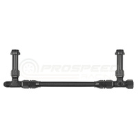 Raceworks Dominator AN-8 Dual Feed Fuel Line Kit
