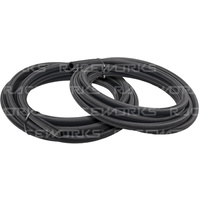 Raceworks 120 Series Black Nylon Braided Cutter E85 Hose AN-12