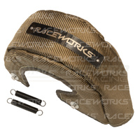 Raceworks Extreme Duty Turbo Beanie - Suit T04 & GT42 Ext Gate Reverse Rotation