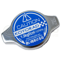 Koyo Racing Radiator Cap Blue Type-B 1.3 Bar