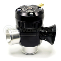 GFB RESPONS TMS Uni Blow Off Valve - 33mm inlet/33mm outlet (EVO 1-X)
