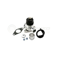 BOV Dual Port Nissan-Black