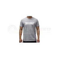 Turbosmart TS Shirt Basic Grey - L