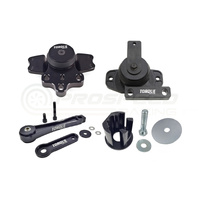 Torque Solution Engine,Transmission & Pendulum Mount Kit w/ Street Insert: Audi TT / A3 2.0 TSI