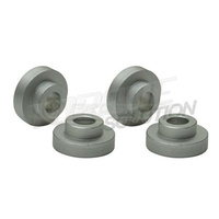 Torque Solution Shifter Base Bushing Kit - Mitsubishi Lancer 2008-12
