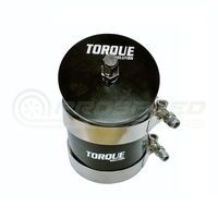 "Torque Solution Boost Leak Tester: For 2.25"" Turbo Inlet"