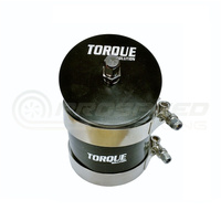 "Torque Solution Boost Leak Tester: For 4"" Turbo Inlet"