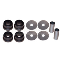 Torque Solution Rear Differential Mount Inserts: Mitsubishi Evolution VIII-IX 2003-2006