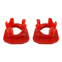 Torque Solution Engine/Transmission Mount Inserts (Street) - Porsche 981 Boxster, Cayman/911 (991)