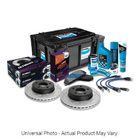 Bendix Ultimate 4WD Brake Upgrade Kit - VW Amarok (No Lift)