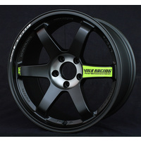 "Rays TE37SL ""Black Edition"" 18 x 10, 39+, 5 x 114.3 (Clears Brembos)"