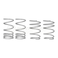 Front And Rear Coil Springs - lowered
